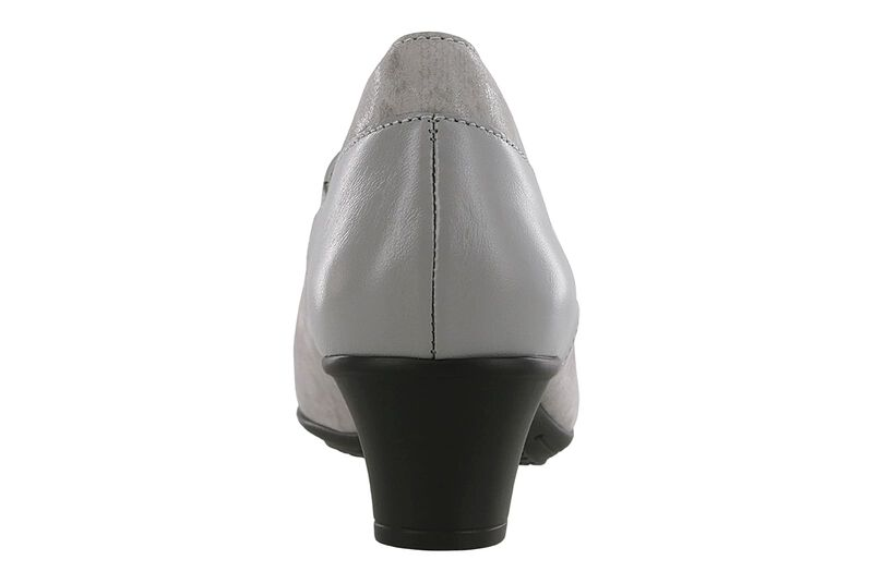 Isabel Mary Jane Heel, Grigio / Snake, large
