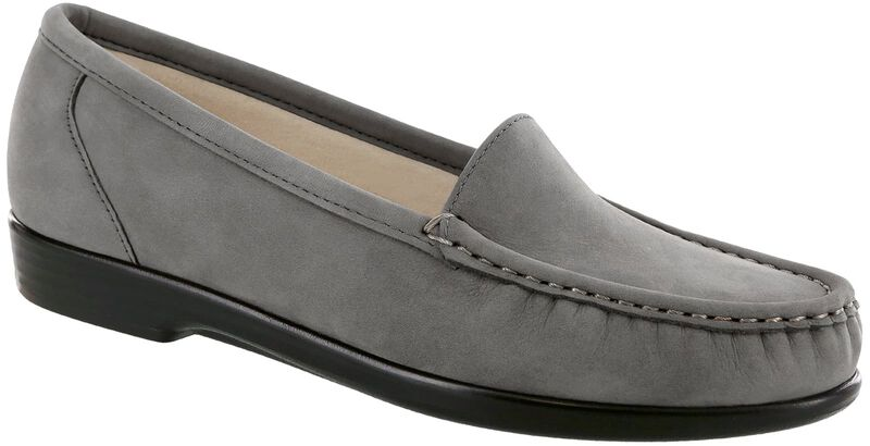 Simplify Nubuck, Gray Nubuck, large
