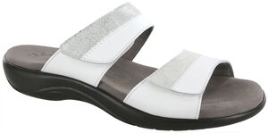 Nudu Slide Leather Sandal