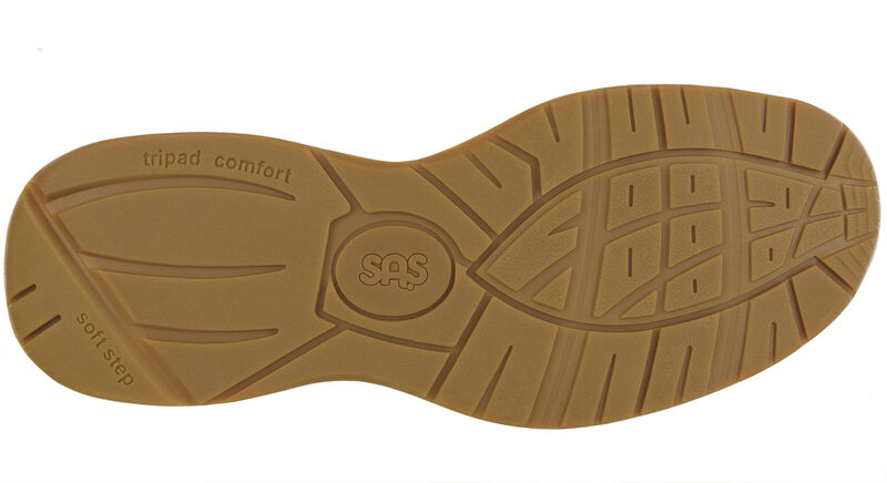 Camino Taupe Left Sole View