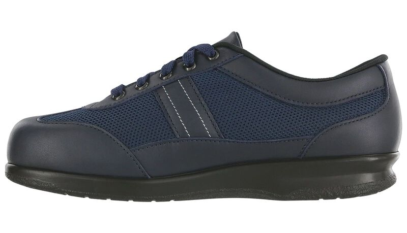 FT Mesh Navy Right Side View
