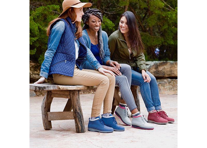 SAS Womens Gretchen Ankle Boot