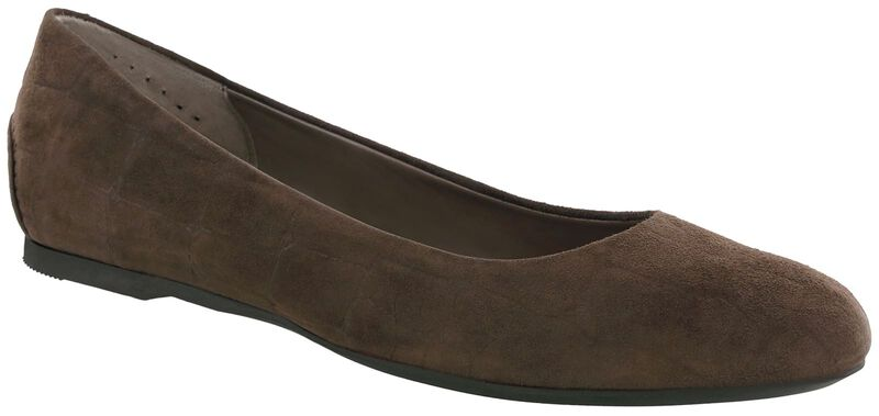 Lacey Slip On Loafer, Turf Croc Suede, large