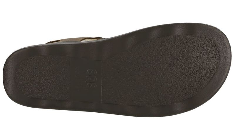 Marina Brown Left Sole View