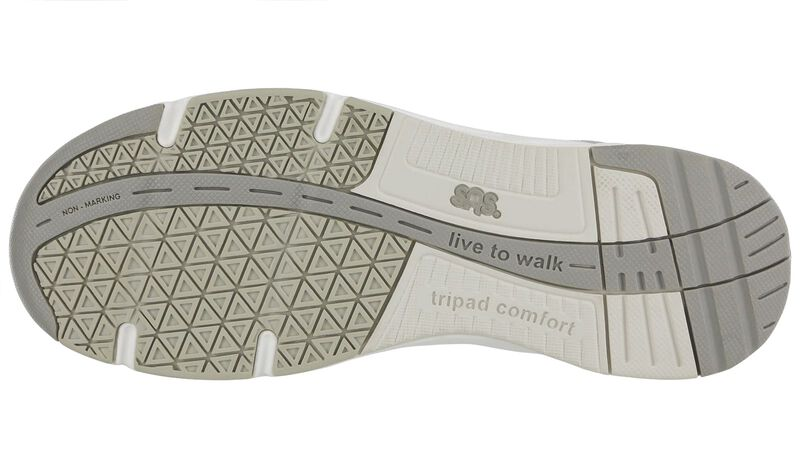Tour Mesh Lux Cinder Left Sole View