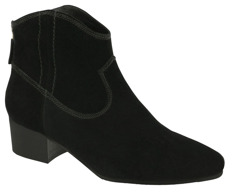 Dylan, Black Suede, large