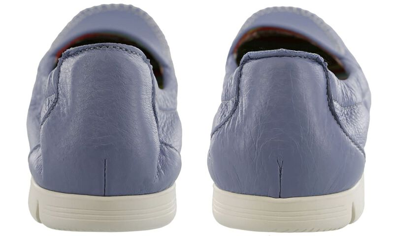 Sunny Periwinkle Pair Rear View