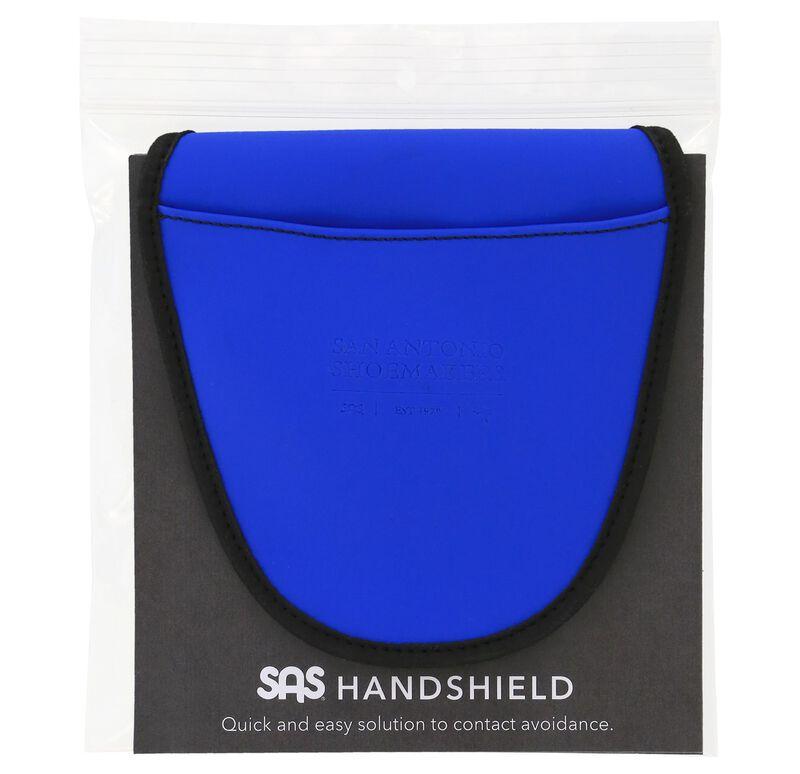 SAS Handshield Mitt Cobalt Front Pkg View
