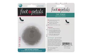 Foot Petals Tip Toes Gel