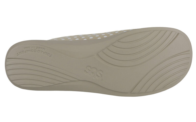Funk Hueso Dot Left Sole View