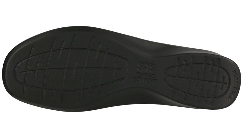 Traveler Navy Left Sole View