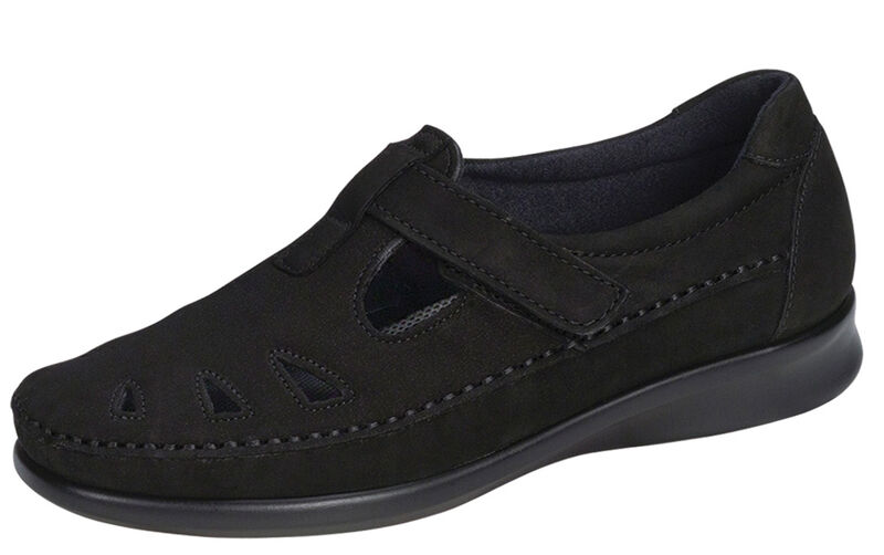 Roamer Slip On Loafer, Charcoal, large