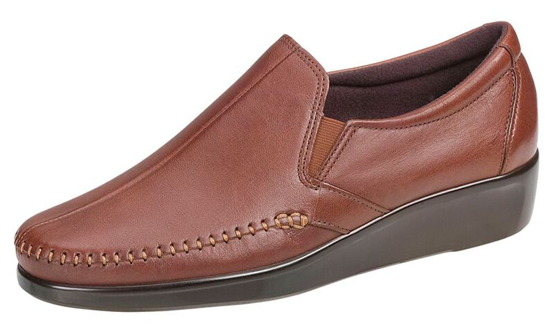 f8516a698 Slip-On Leather Moccasin