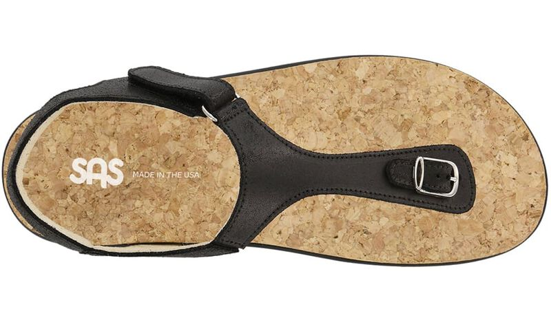 Marina Black Left Top View