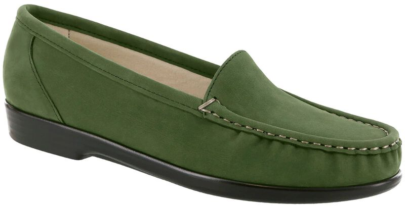 Simplify Green Nubuck Right .75 View