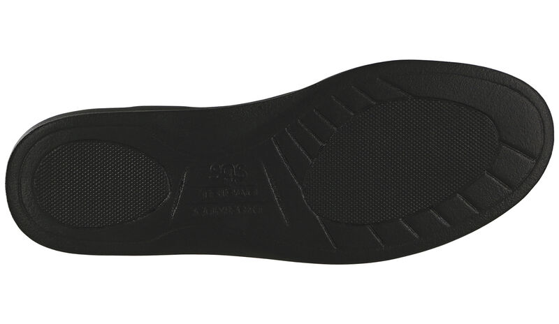 Huarache Chalk Left Sole View