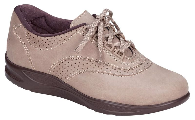 Walk Easy, Sage Nubuck, large