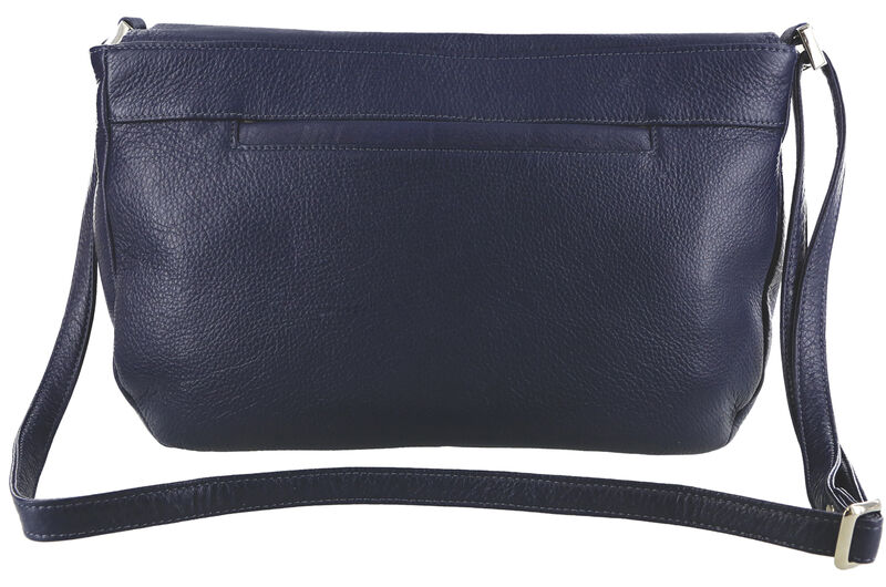 Olivia Navy Rear View