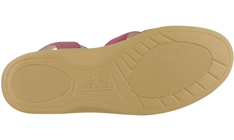 Huarache 40 Left Sole View