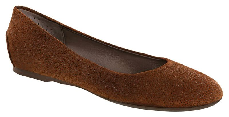 Lacey Slip On Loafer, Dark Brown, large