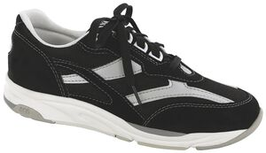 Tour Mesh Lace Up Sneaker