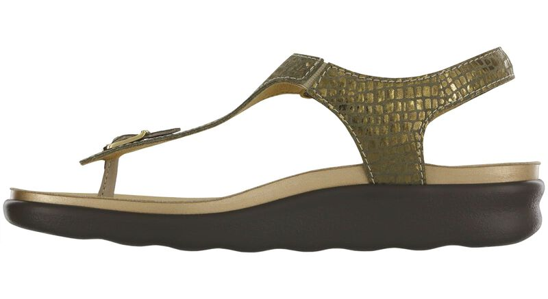 Marina Olive Gold Right Side View