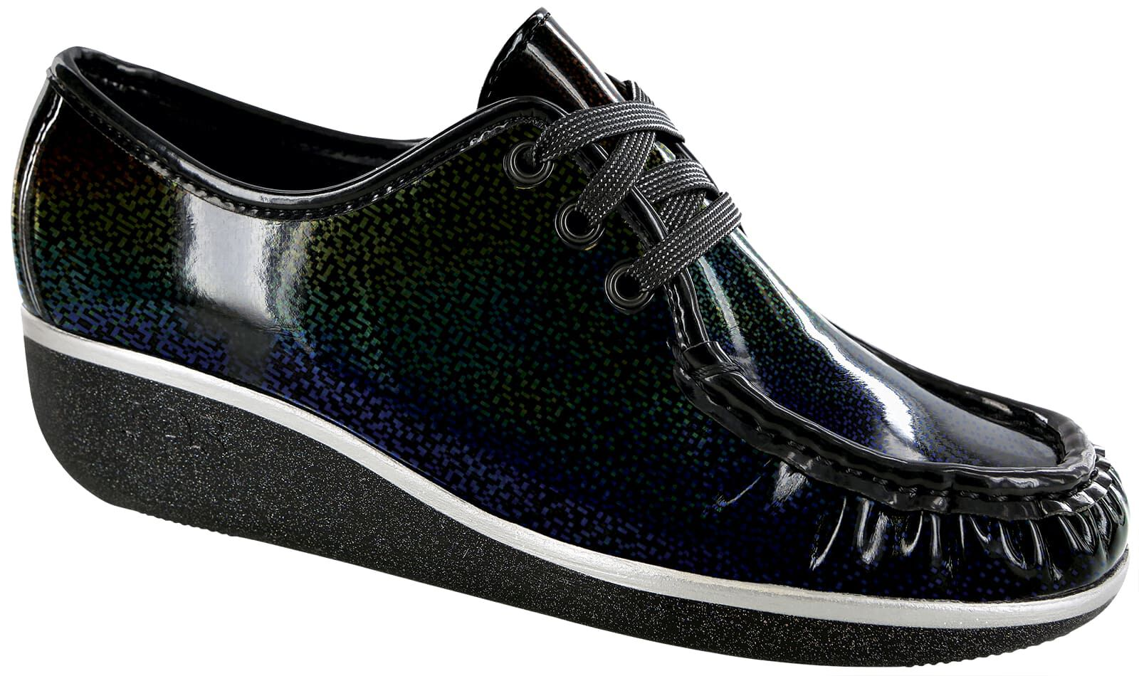 Bounce Lace Up Moc   SAS Shoes