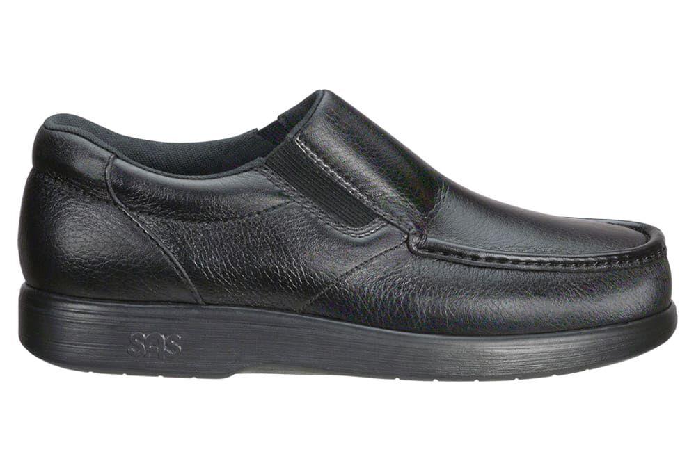 Side Gore Slip On Loafer | SAS Shoes