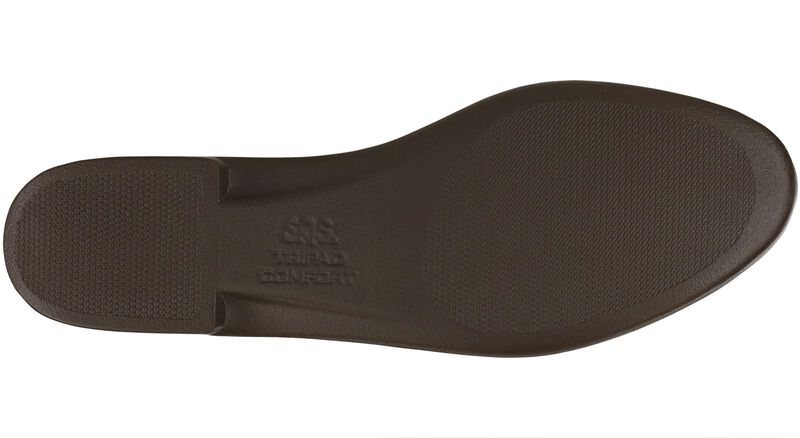 Savvy Russet Left Sole View