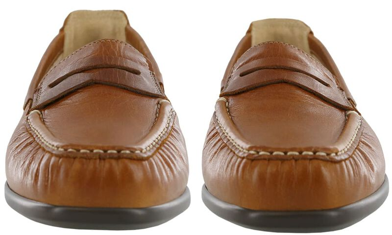 Penny J Chestnut Pair Front View