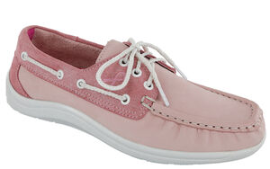 Catalina LTD Lace Up Boat Shoe