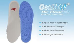 Men's Cool Step Footbed