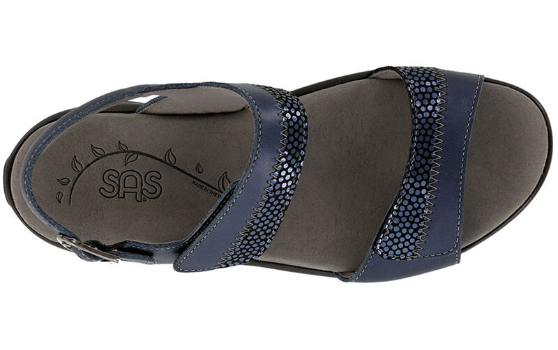 Nudu Navy Right Top View