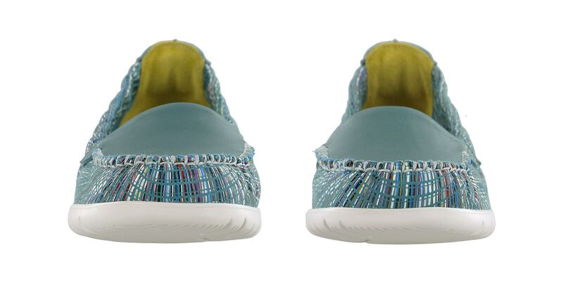 Sunny Turquoise-Rainbow Pair Front View