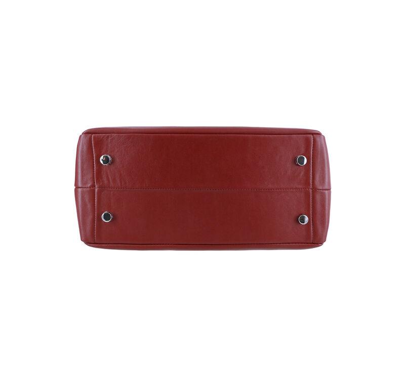 Diane Shoulder Handbag, Red, large