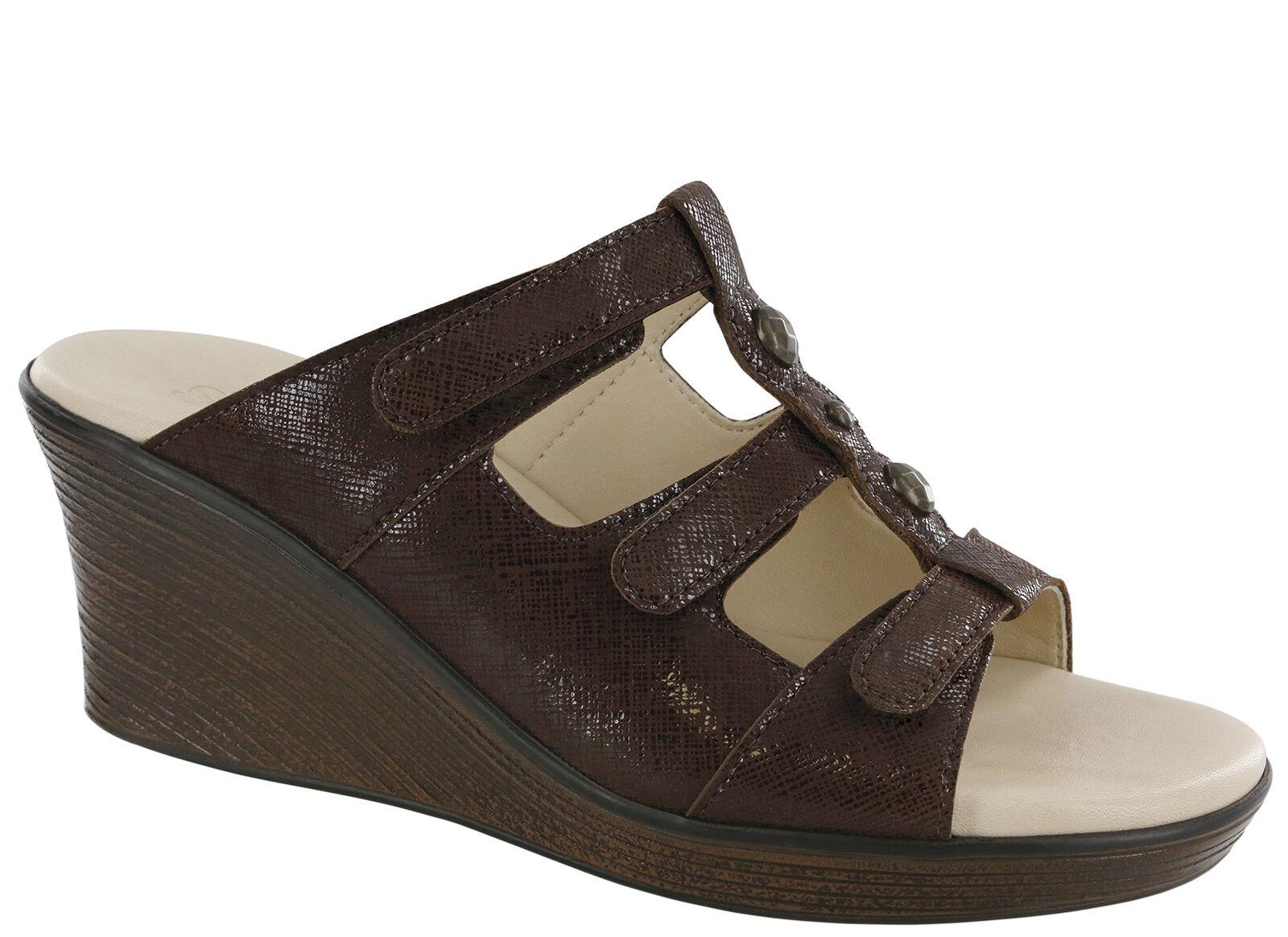 Ginger Wedge Sandal | SAS Shoes