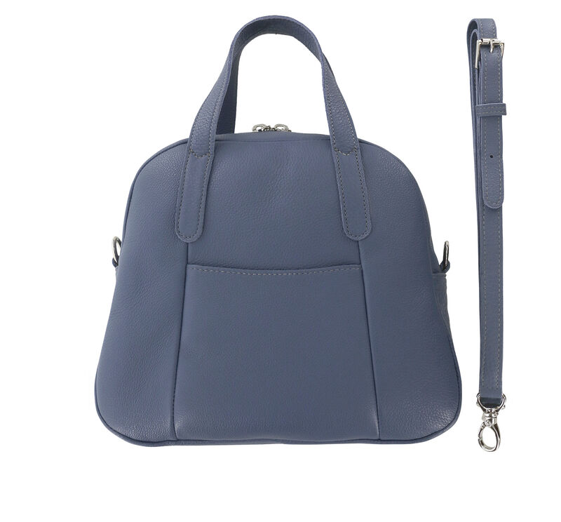 Kenzie Deep Blue Bag View
