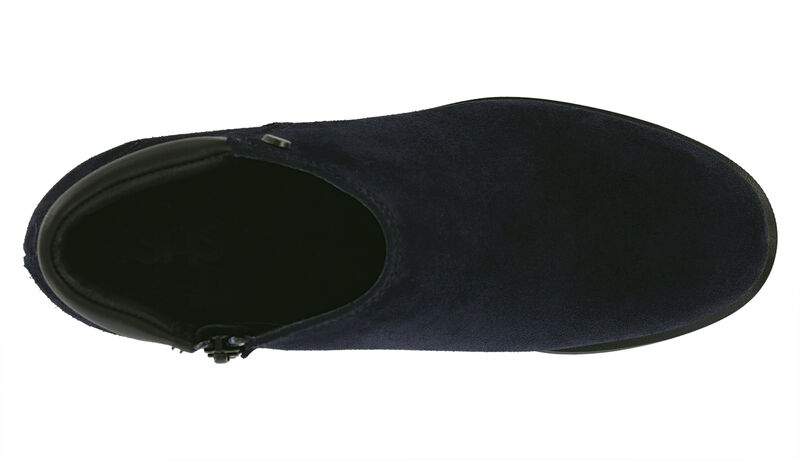 Bethany Blue Moon/ Black Top View