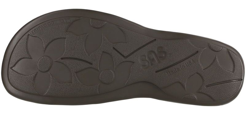 Shelly Weave Nero Left Sole View