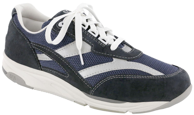 Tour Mesh Lace Up Sneaker | SAS Shoes