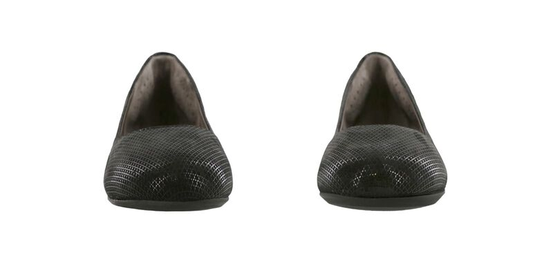 Lacey Slip On Loafer, Onyx, large
