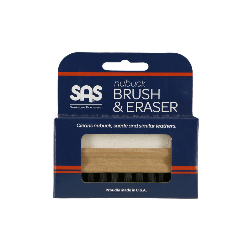 SAS Suede and Nubuck Brush Kit, , large