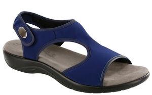 Harmony Heel Strap Sandal