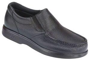 Side Gore Slip On Loafer