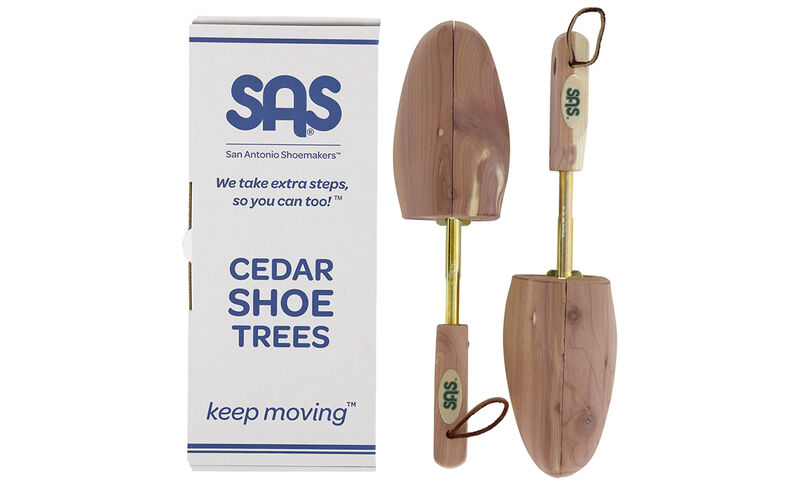 Men's Cedar Shoe Tree Front View