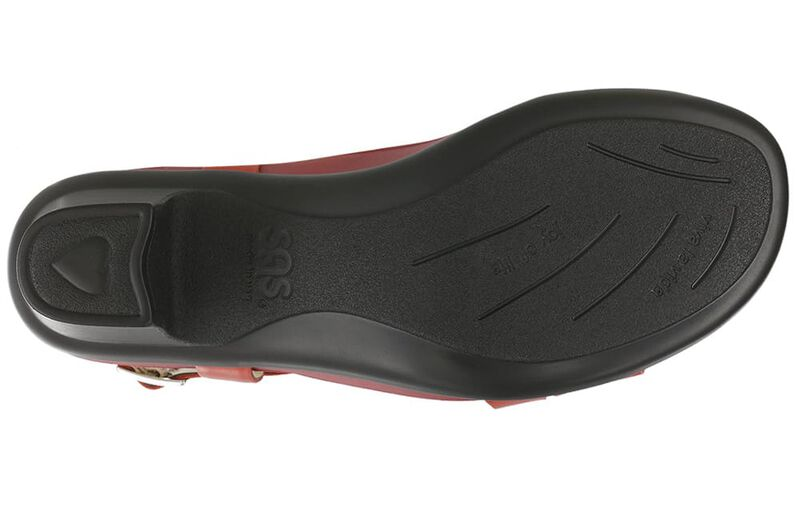 Nouveau Alfa Red Right Sole View
