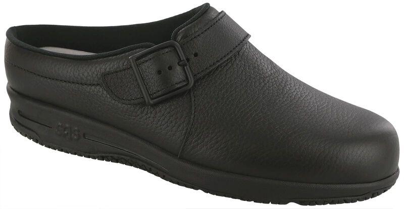 Clog SR, Black, large
