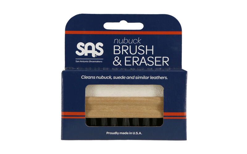 Suede and Nubuck Brush Kit Package View