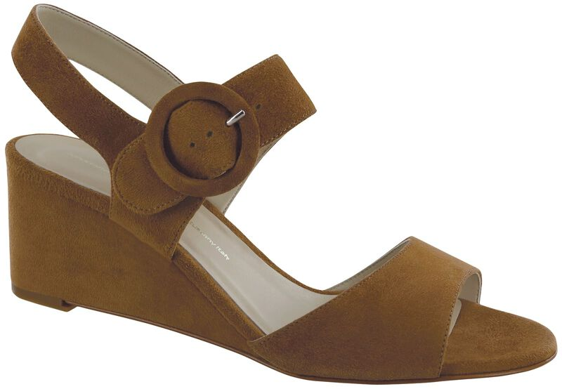 Carine Tan Suede Right .75 View