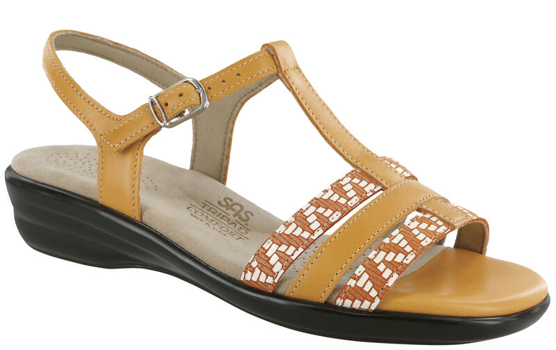 f0a369ff3ebf Slip On-Sandal with Ankle Strap